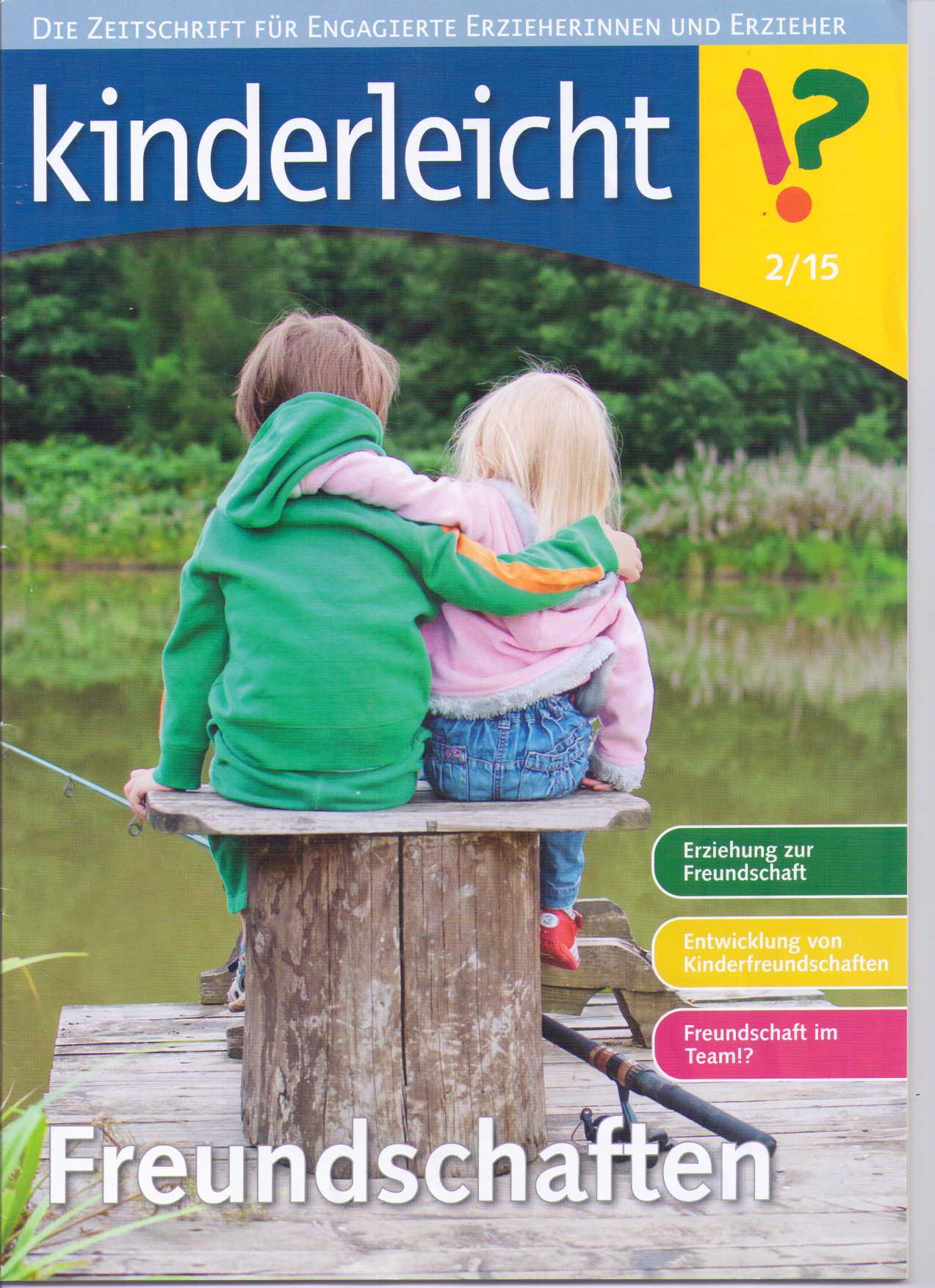 Copertina Kinderleicht 2-2015