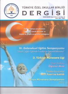Türkiye Özel Okullar Birliği 2012